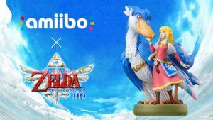 Zelda: Skywar Sword HD amiibo