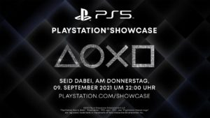 Sony PlayStation Showcase 2021