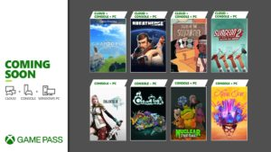 Xbox Game Pass September 2021