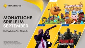 PlayStation Plus September 2021