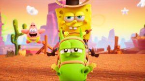 THQ Nordic - Spongebob Squarepants: The Cosmic Shake